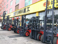 3~6m High Lifting 3 Ton Warehouse Lift Truck With Isuzu Diesel Engine