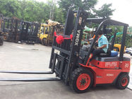 3 Ton Diesel Powered Internal Combustion Forklift 4.5M Max Lifting Height