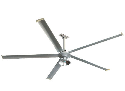 High Volume Three Phase Warehouse Ceiling Fans , 380V Large Warehouse Fans